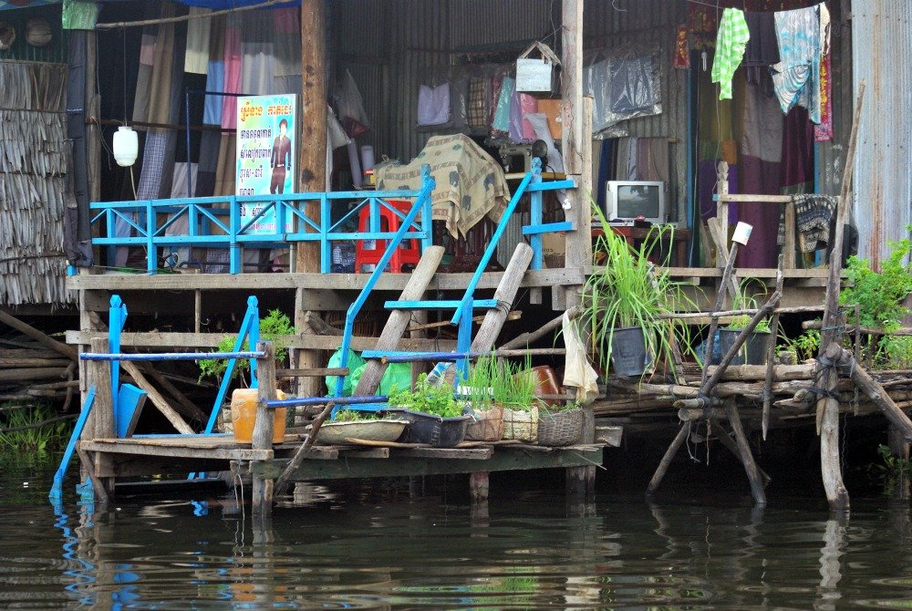 Water Village Kampong Pluk herbs
