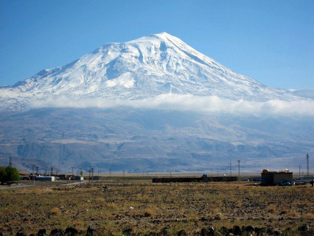 Ararat Close Up