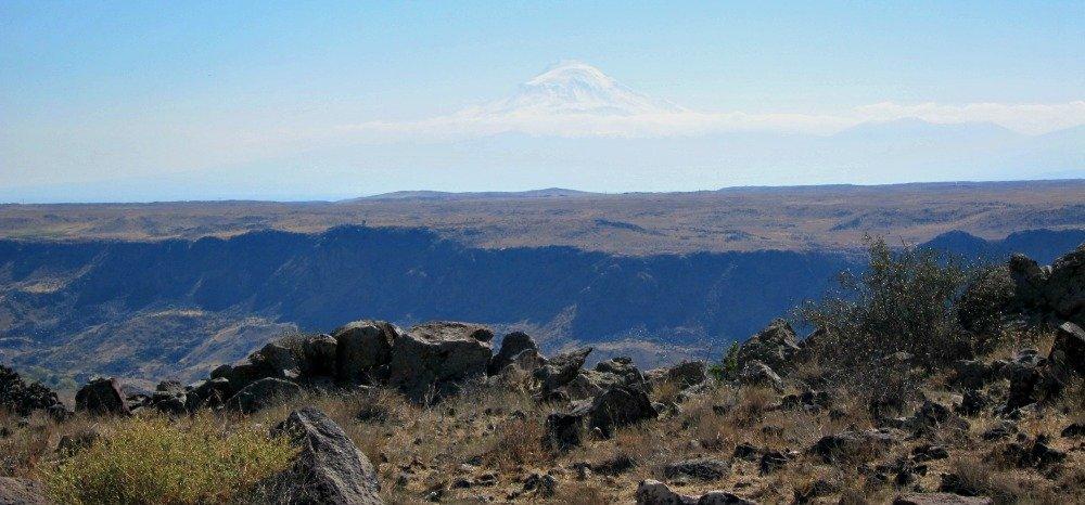 Ararat from after Tuzluca