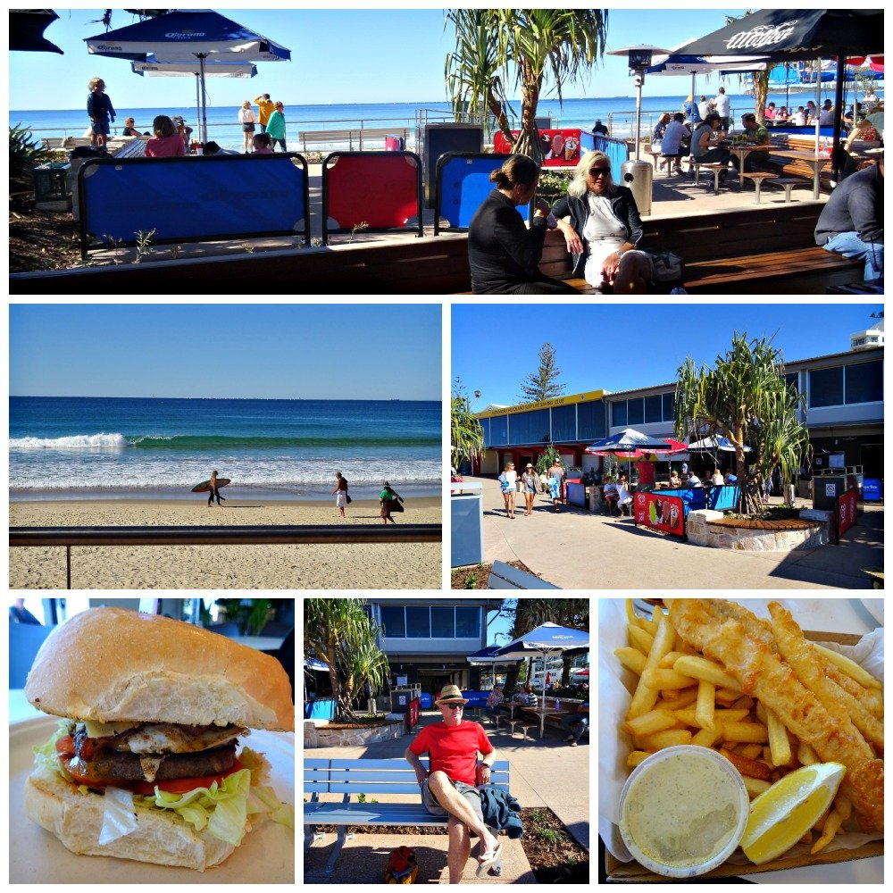 Sunshine Coast Eating Opportunities