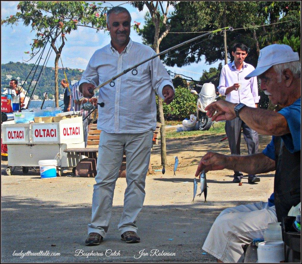 Bosphorus Catch Istanbul