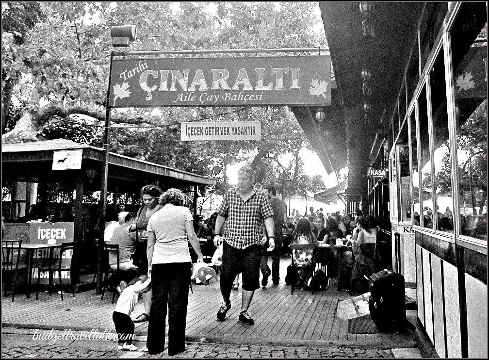Cinaralti cengelkoy Istanbul
