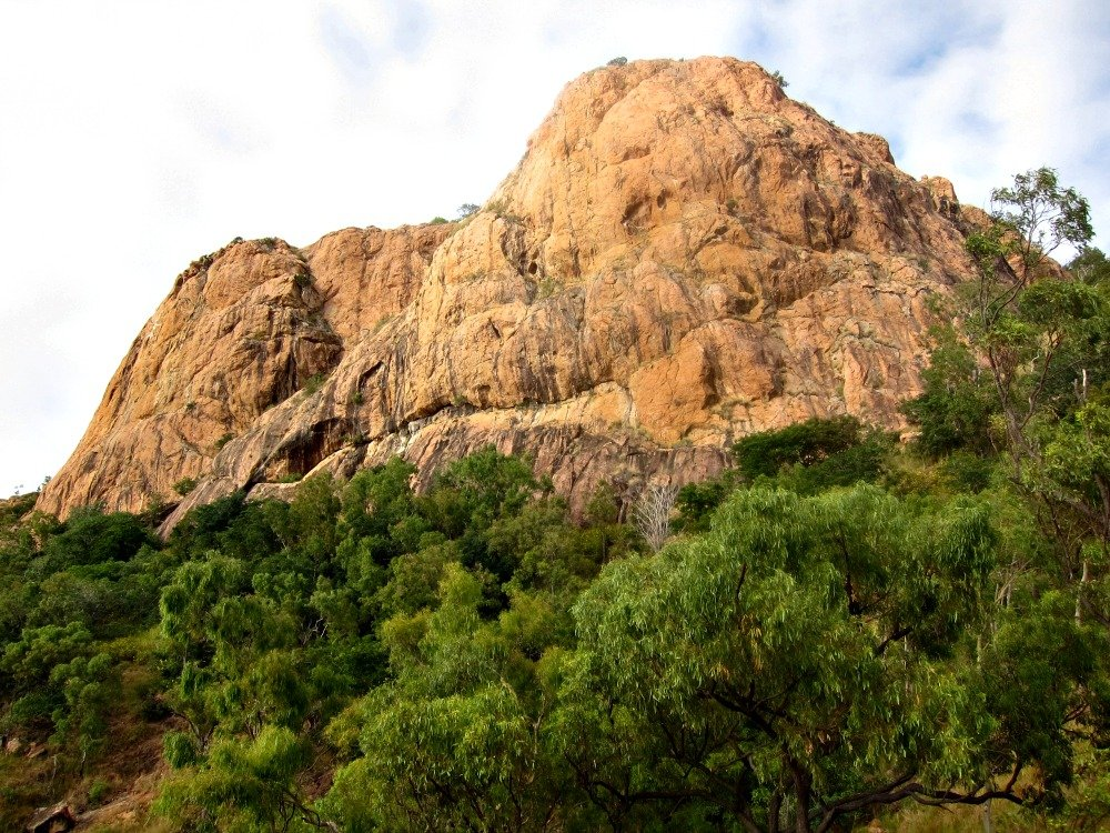 The Goat Track on Caste Hill Townsville