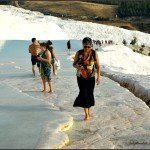 How to Visit Pamukkale Turkey Guide + Cleopatra's Pool and Hierapolis