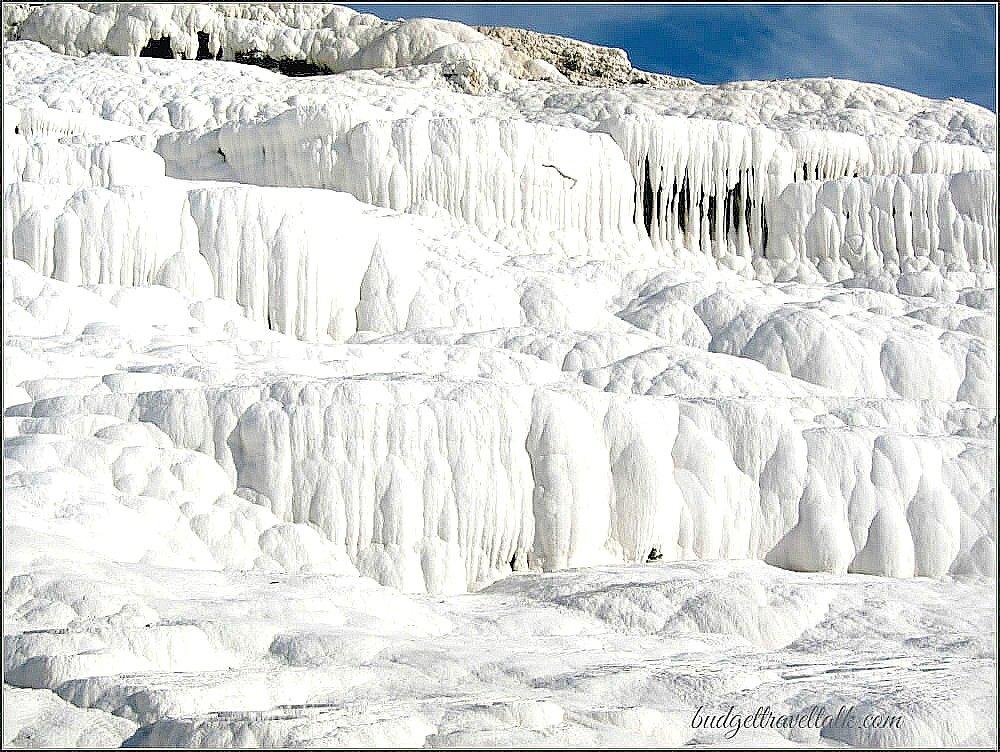 Pumakkale White Cascades