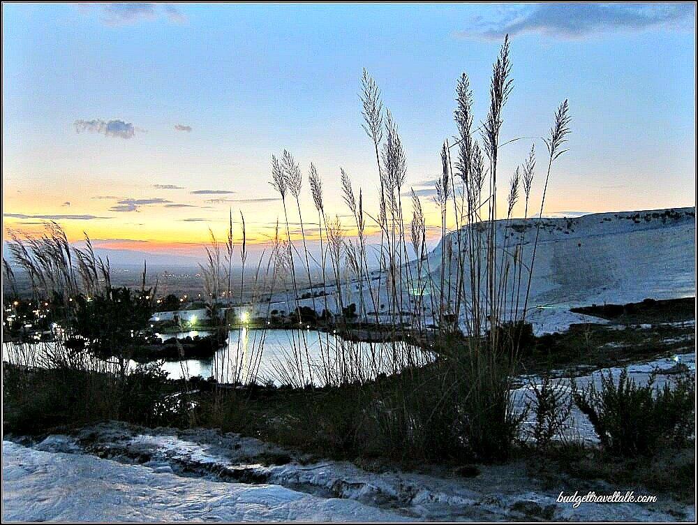 Pumakkale-evening-grasses