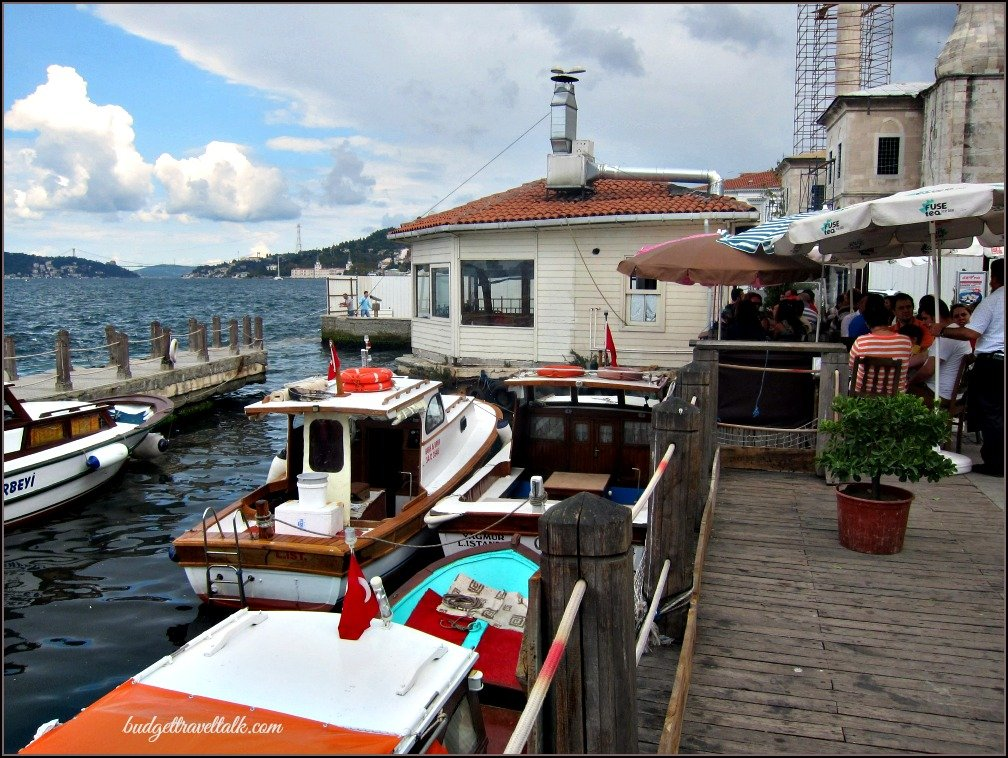 Waterfront boats and cafe.jpg