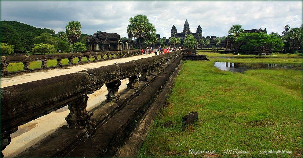 Angkor Wat Guide To Heaven On Earth Budget Travel Talk