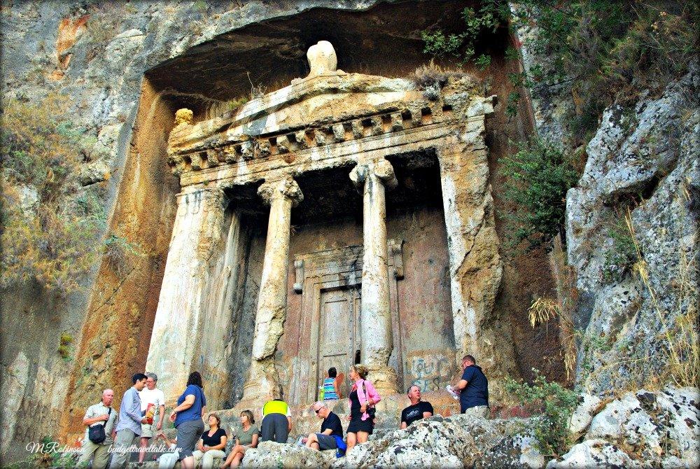 Fethiye Tombs