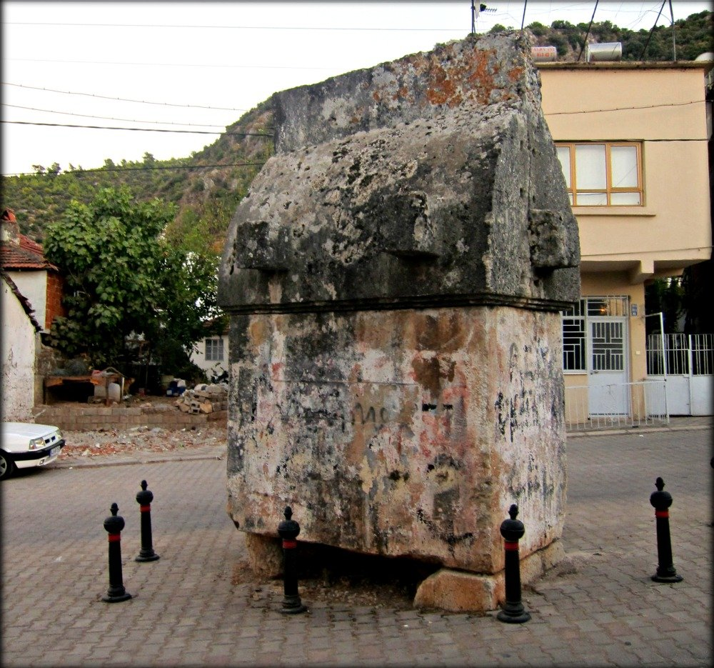 Fethiye sarcophagi