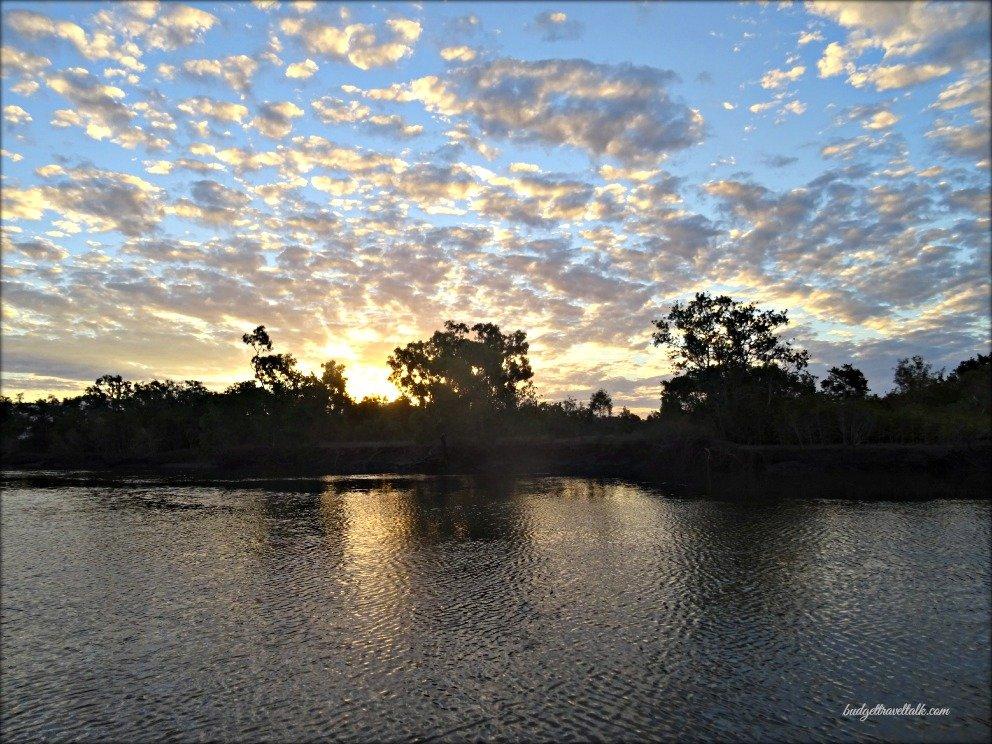 Morris Creek Sunset
