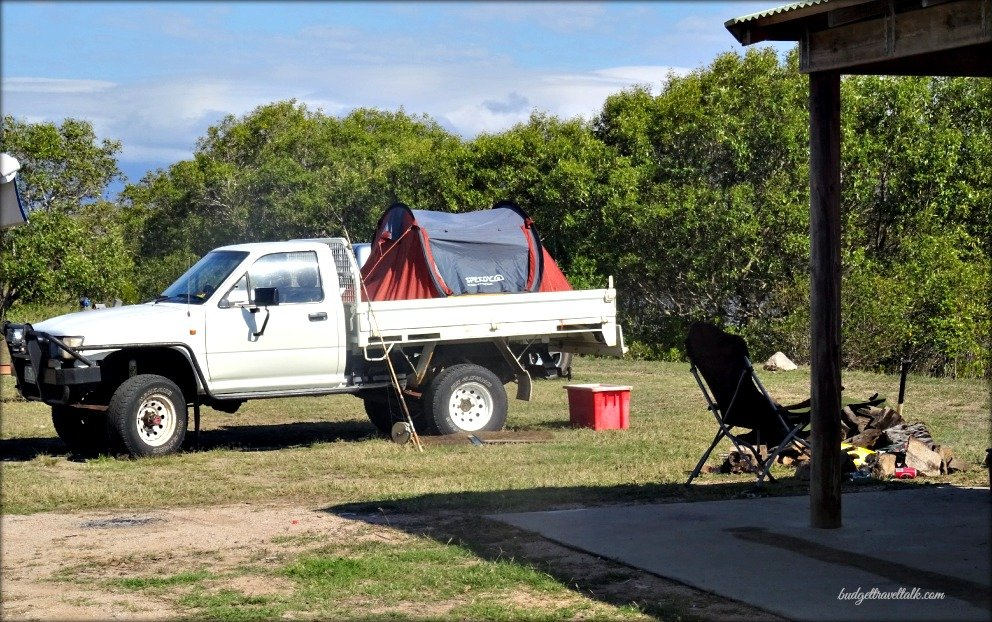 Morris Creek Tent on Ute