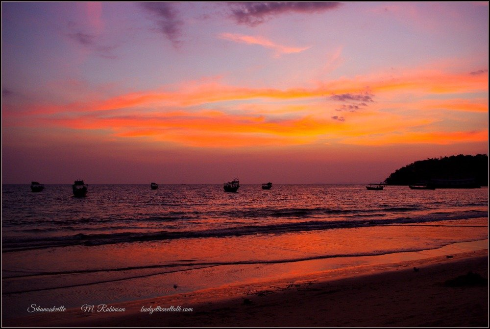 Sihanoukville Sunset