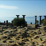 Assos and Iskele a Turkish Greek City and Port