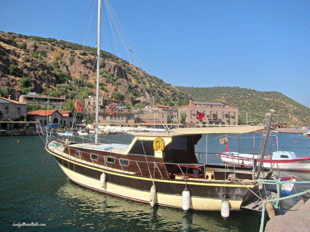 Assos Harbour Iskele
