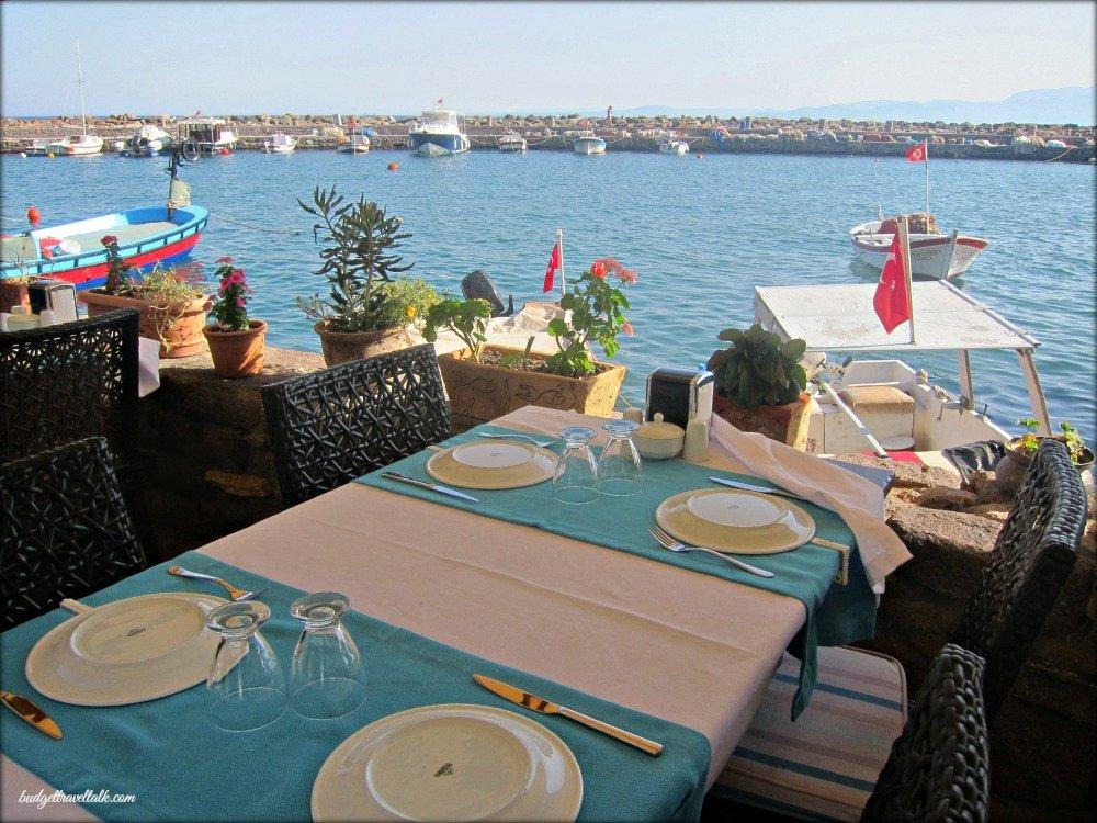 Assos Iskele Restaurant