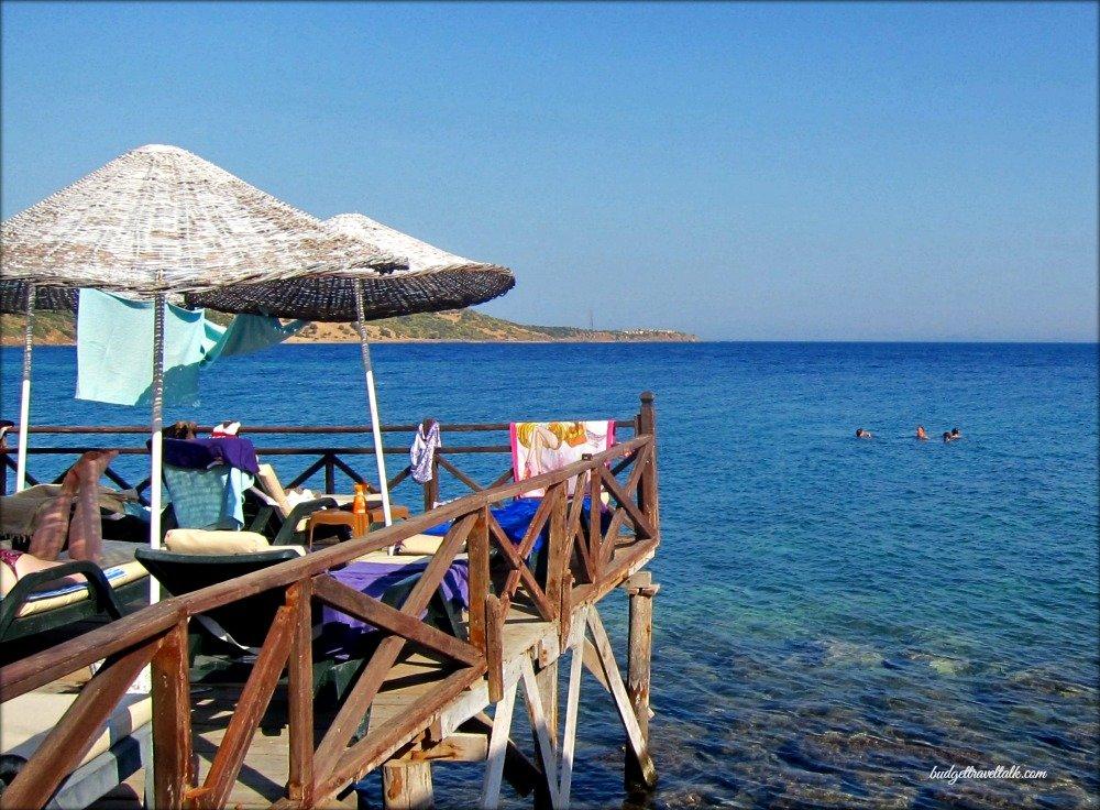 Assos Iskele Swim Platform