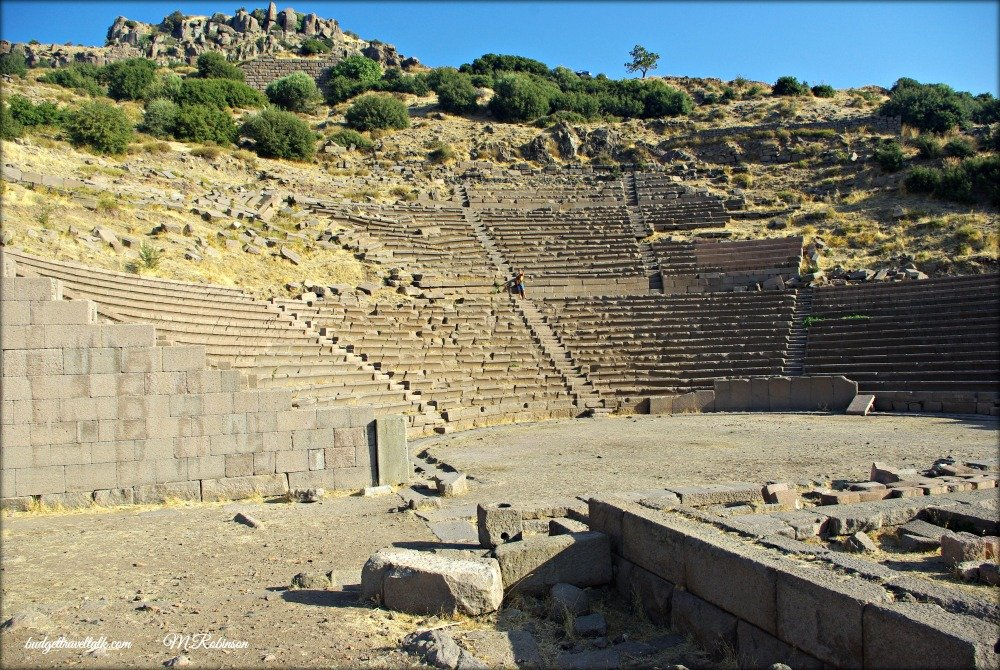 Assos Theatre