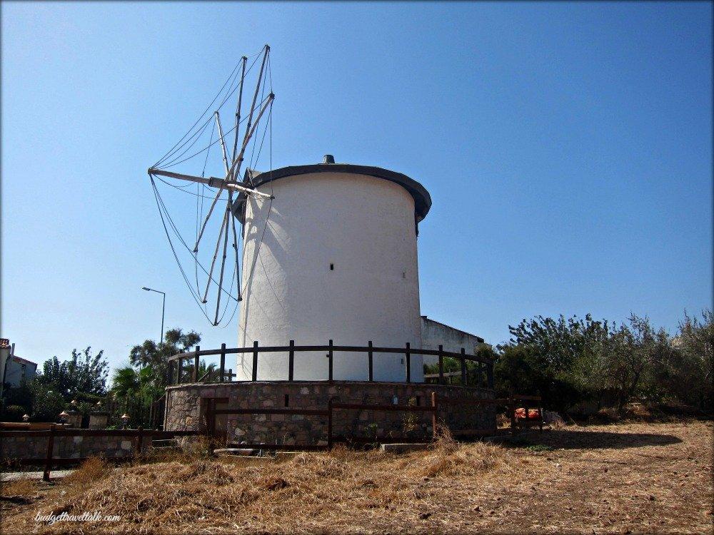 Ayvalik Cunda Windmill