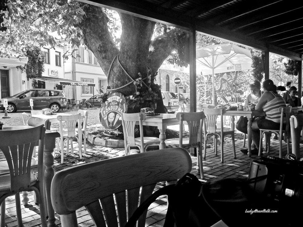 Bozcaada Favourite Cafe