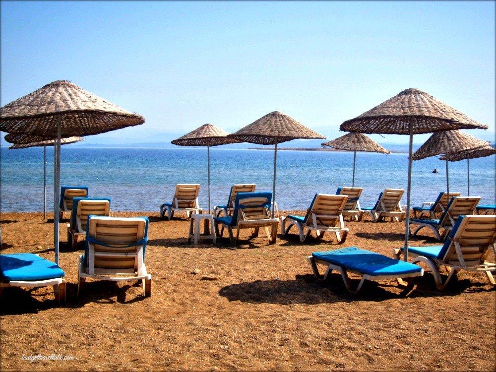 Cunda Island Turkey Beach Scene