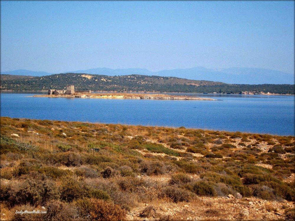 Guvercin Island Turkey