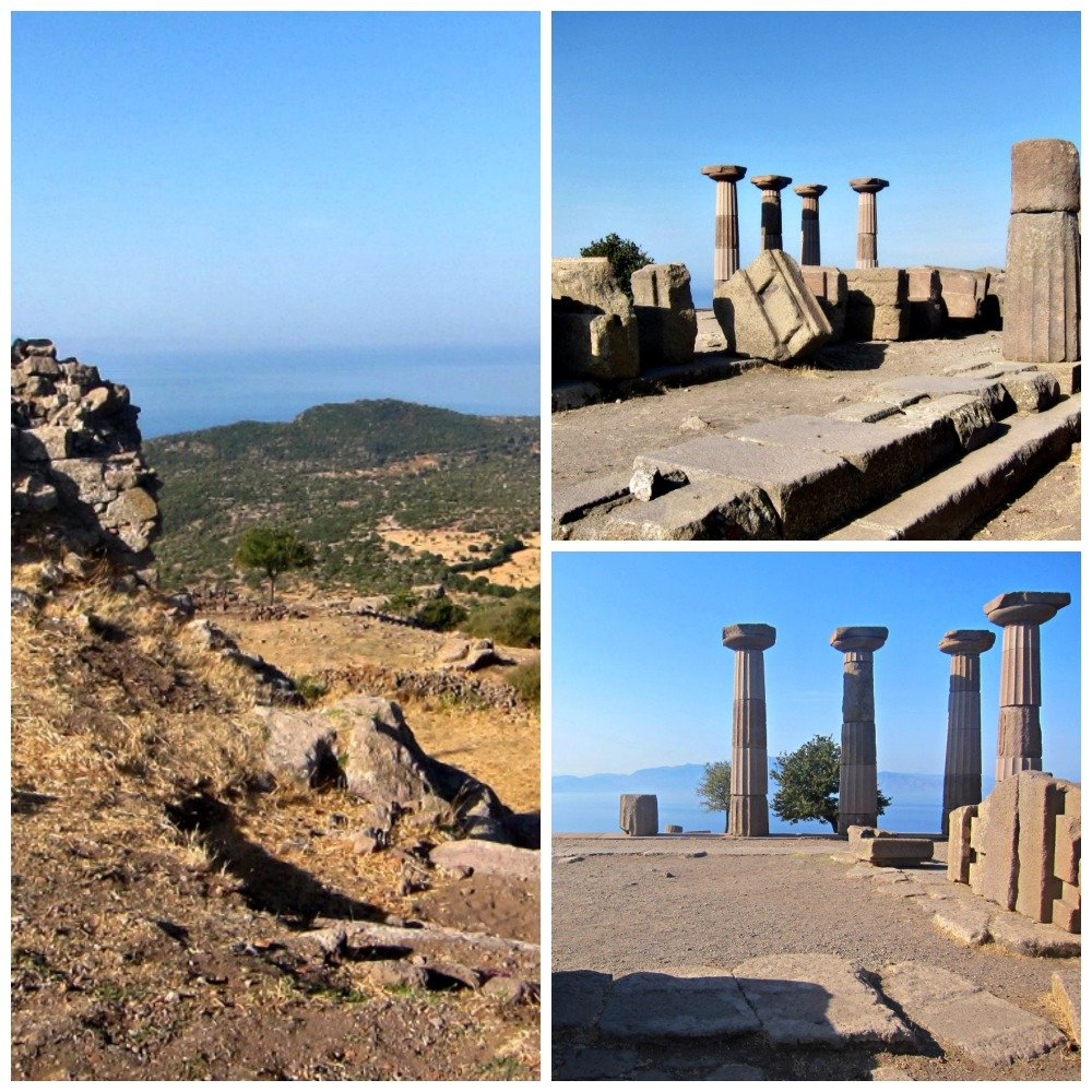 Temple of Athena Turkey