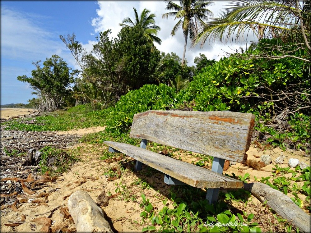 Wongaling Beach Seat