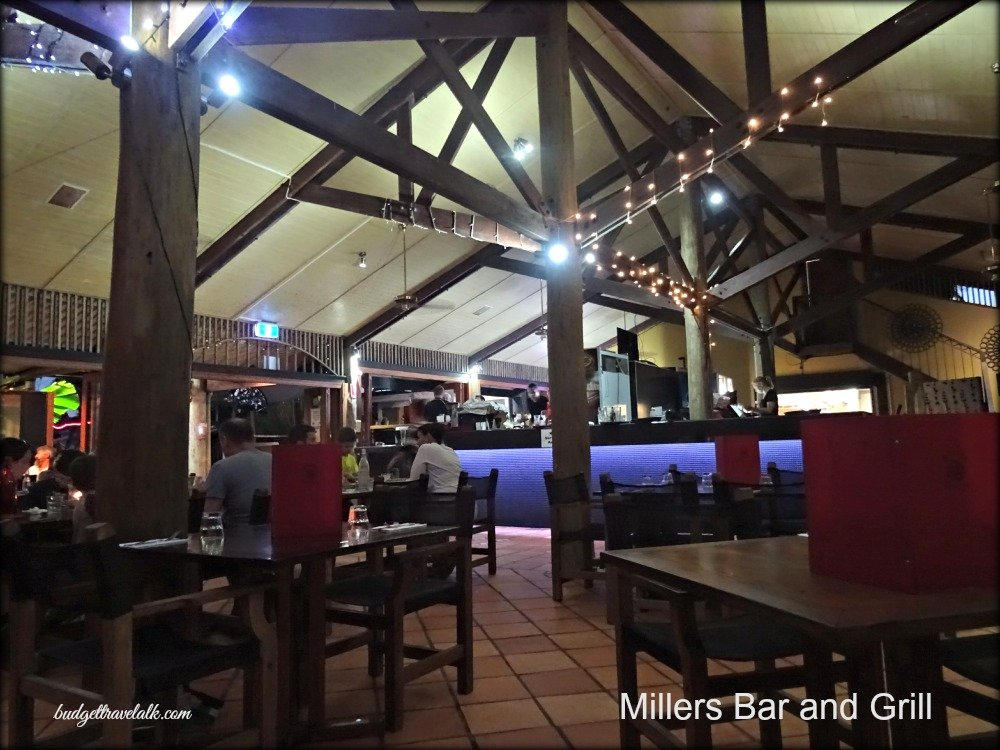 Wongaling Millers Bar and Grill