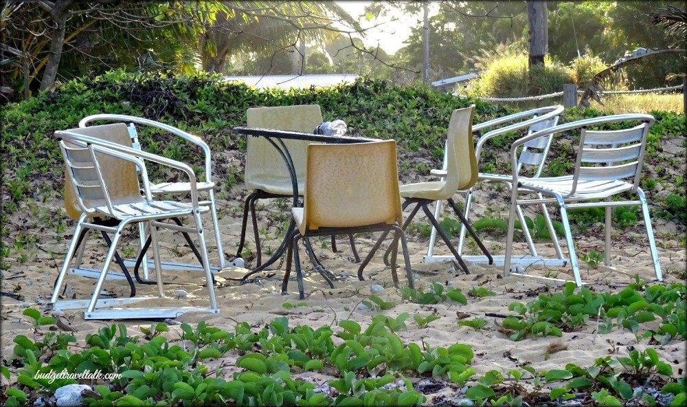 Wongaling beach chairs