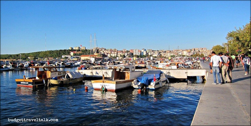 Canakkale Waterfront