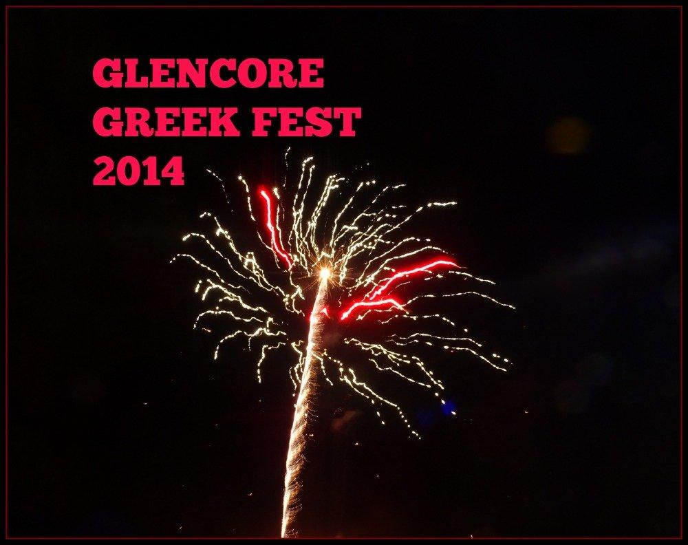 Glencore Greek Fest 2014