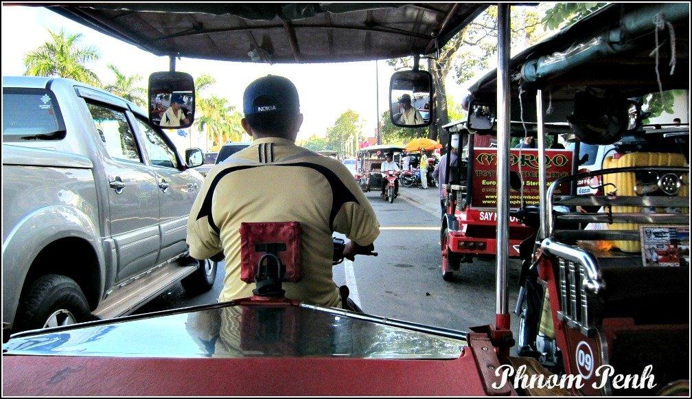 Cambodia Phnom Penh Remork