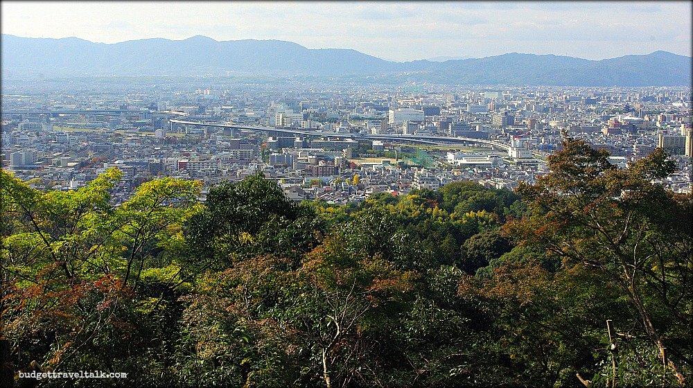 Fushimi Kyoto Sprawl