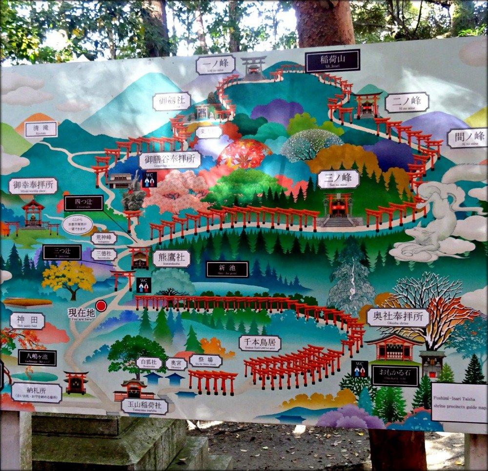 Fushimi Map