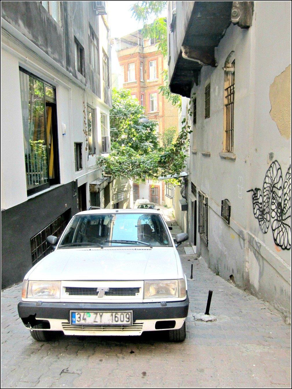 Galata Streets Istanbul