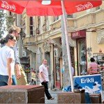 Galata is the best place for a first time stay in Istanbul