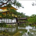 Kinkakuji the shimmering Golden Pavilion of Kyoto