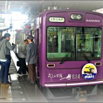 Best Temples in Kyoto to visit on the historical Randen Tram