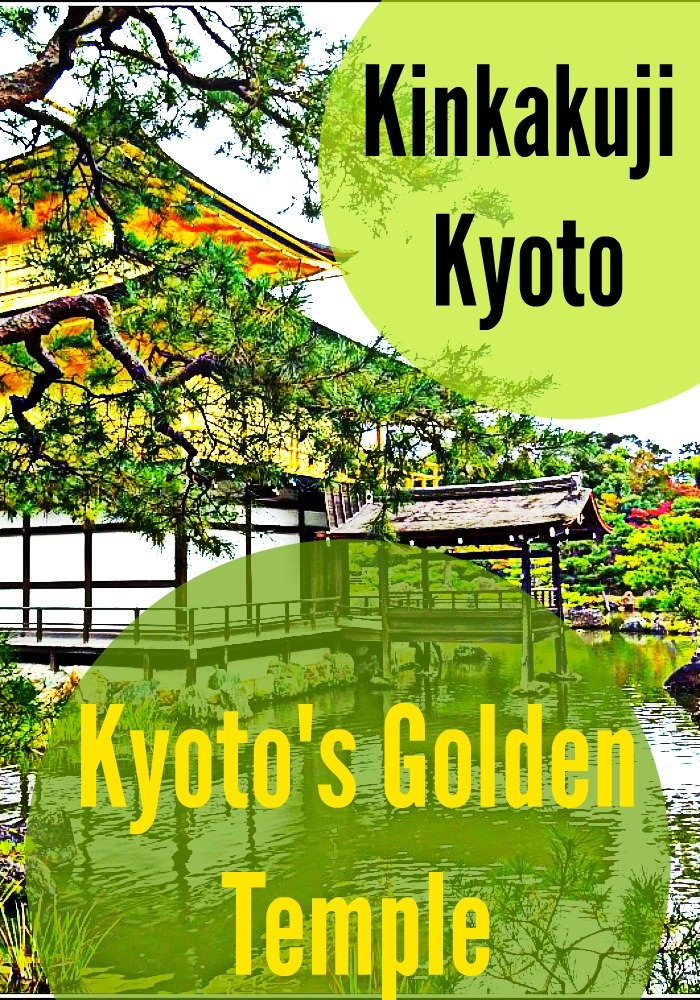 Kinkakuji Kyoto the Golden Pavilion