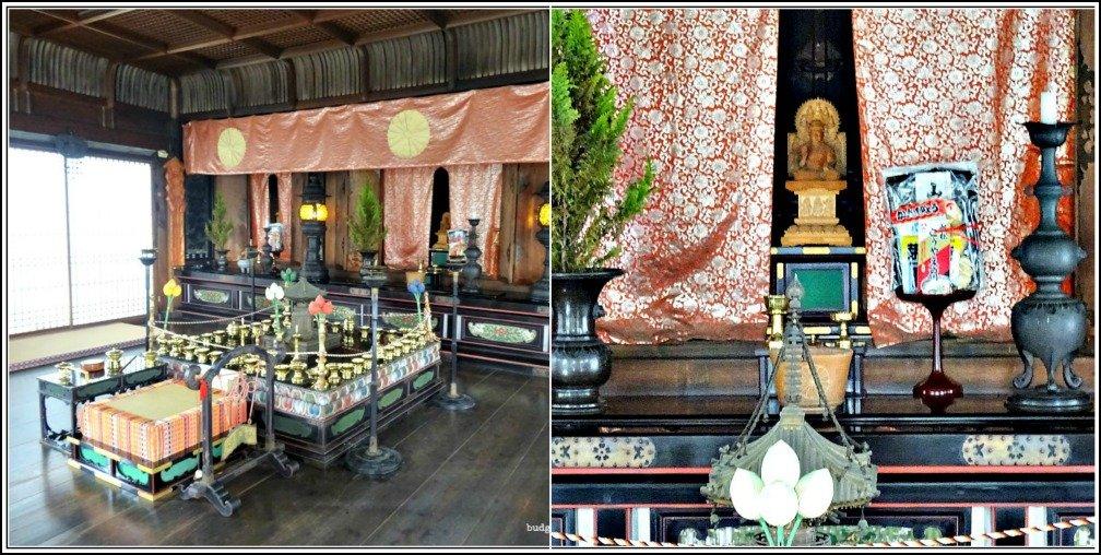 Ninna-Ji Reimei-den Buddhist Reliquary