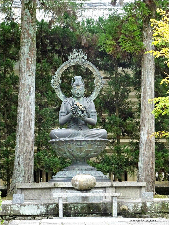 Ninna-Ji Statue of Kongoke Bosatsu