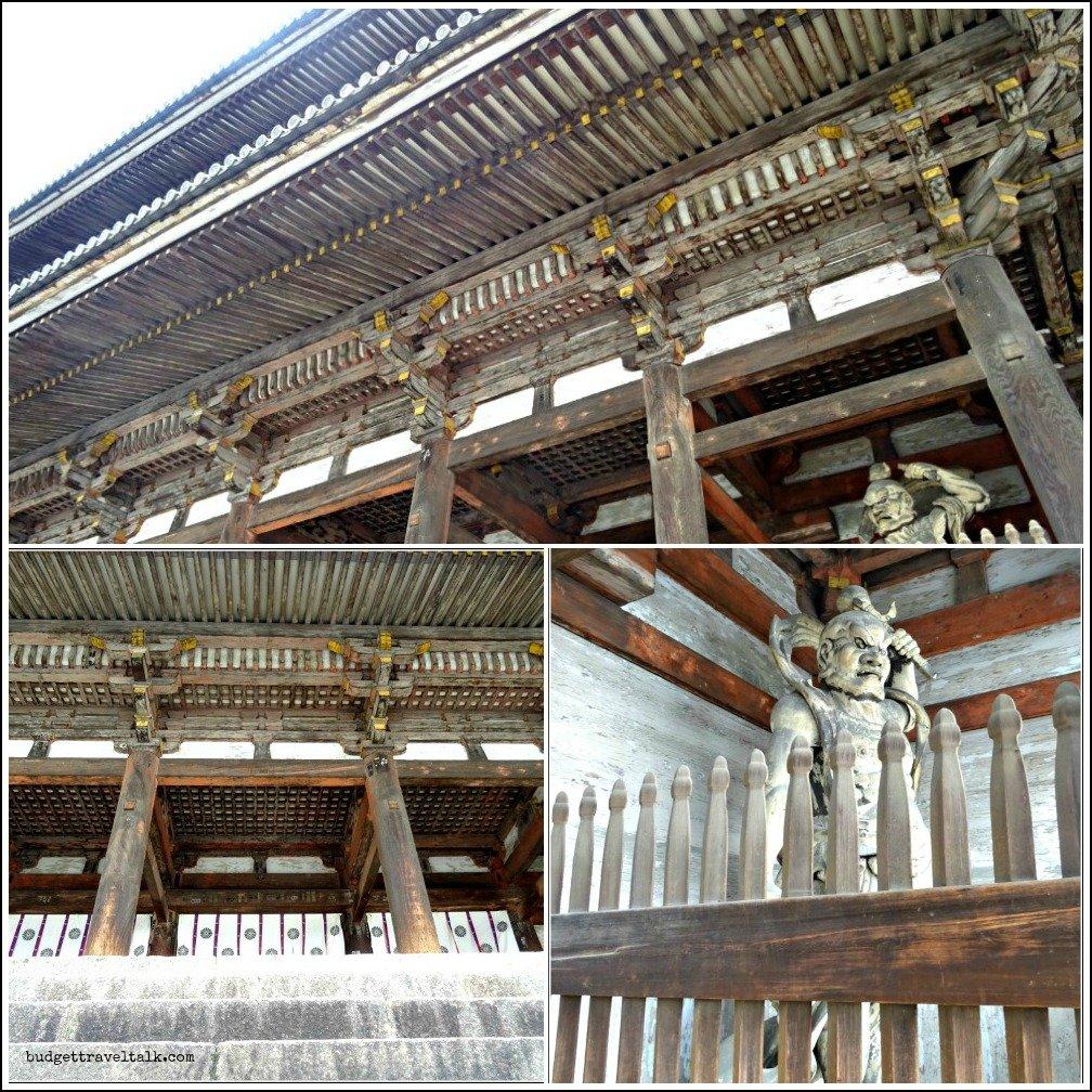 Ninna-Ji Temple Nio-mon Gate