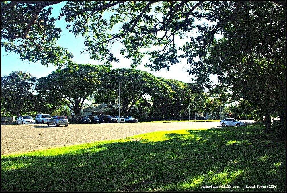 About Townsville Weir Carpark