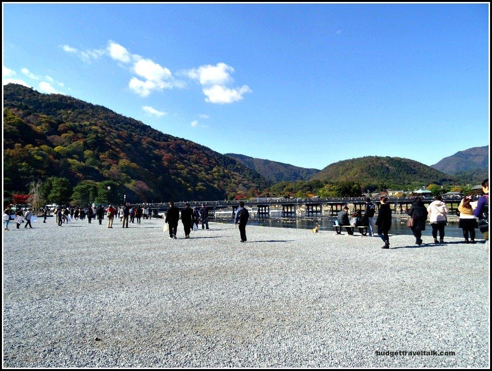 Arashiyama Marshalling Area