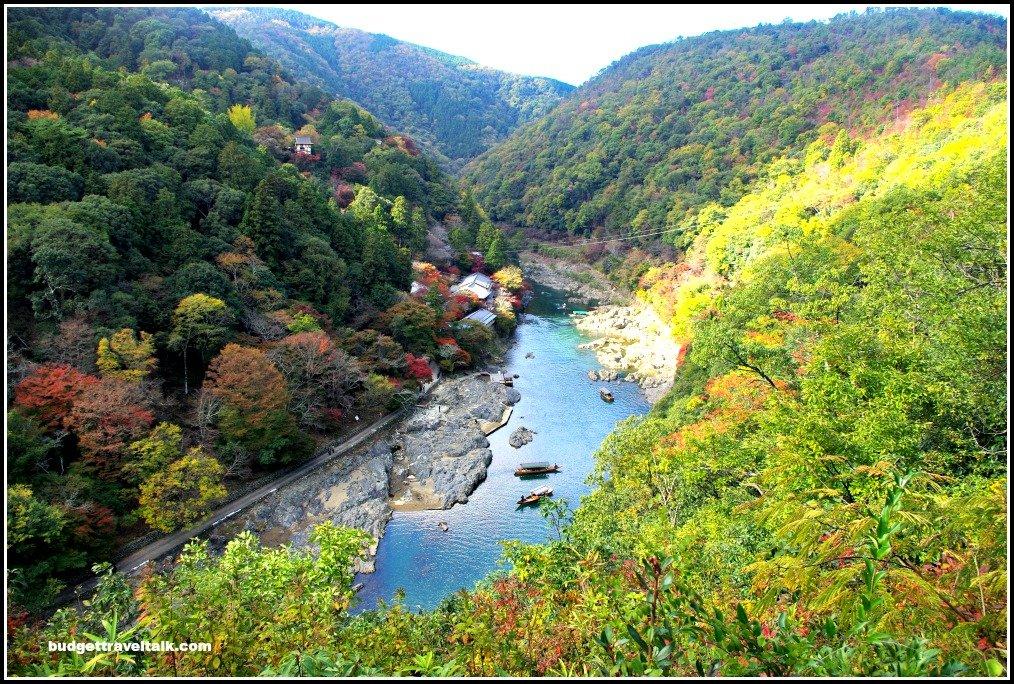 Arashyama Ravine