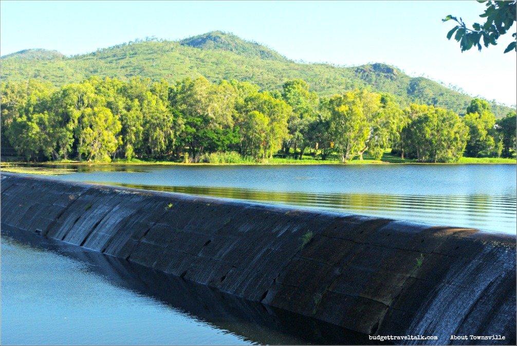 About Townsville Black Weir Trickle