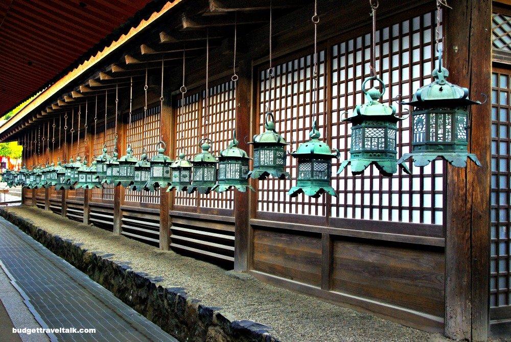 Nara Kasuga Taisha lanterns