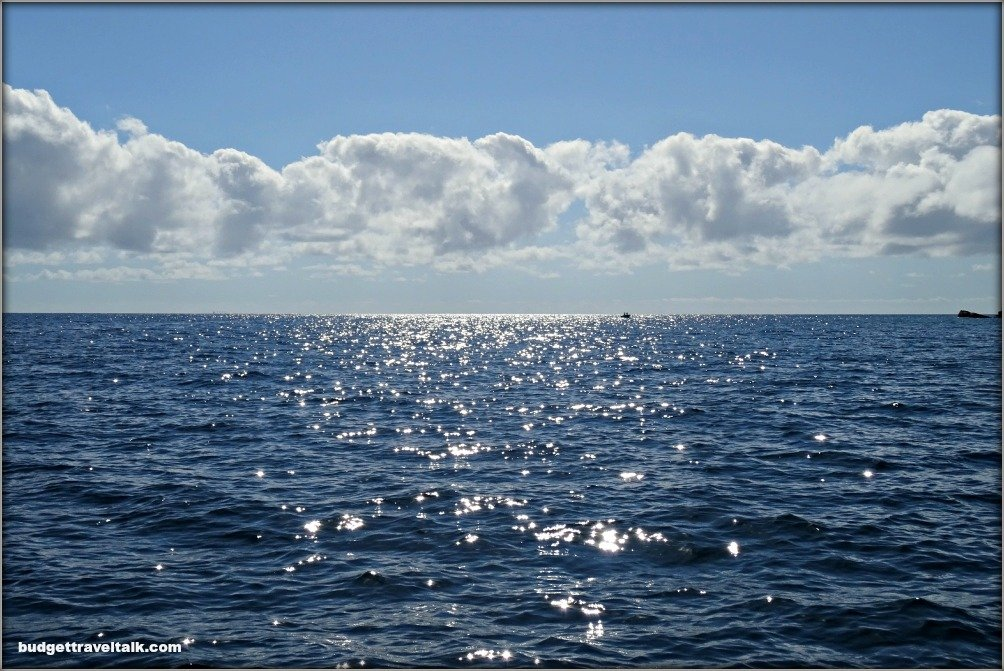 Lucinda Island Trip Ocean near Pelorus