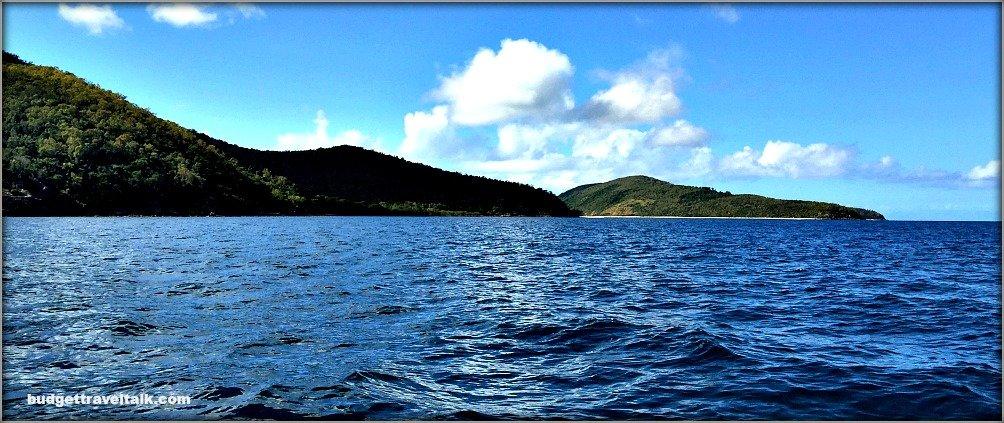 Lucinda Island Trip Pelorus and Orpheus